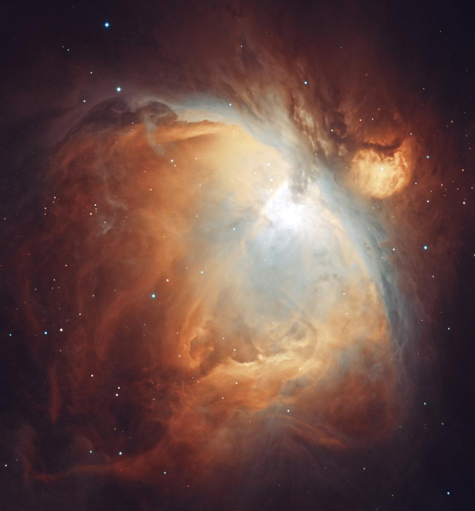 Orion Nebula HaOIII |