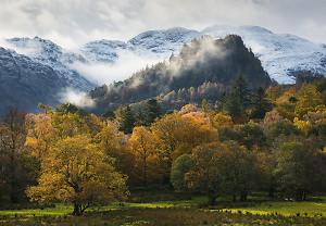 Autumn Landscapes - The Wide View