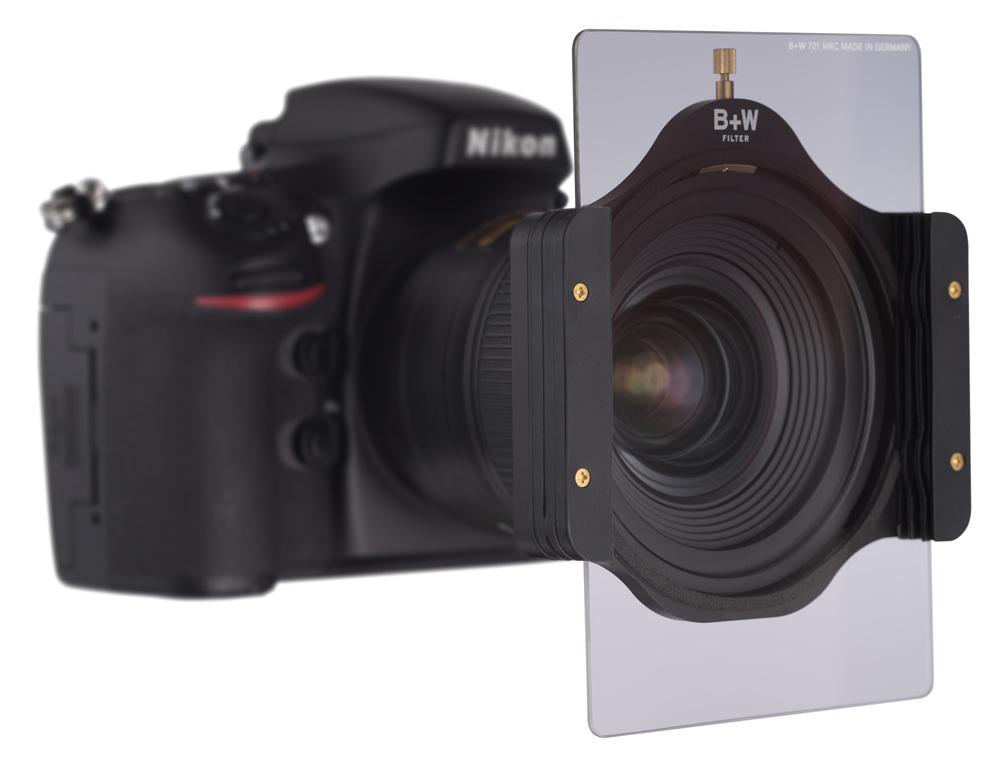 B+W filter holder
