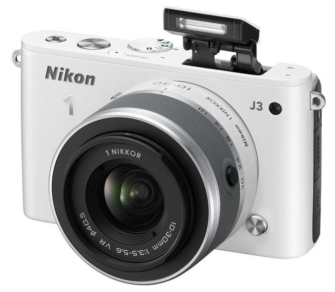 Nikon 1 J3 Flash