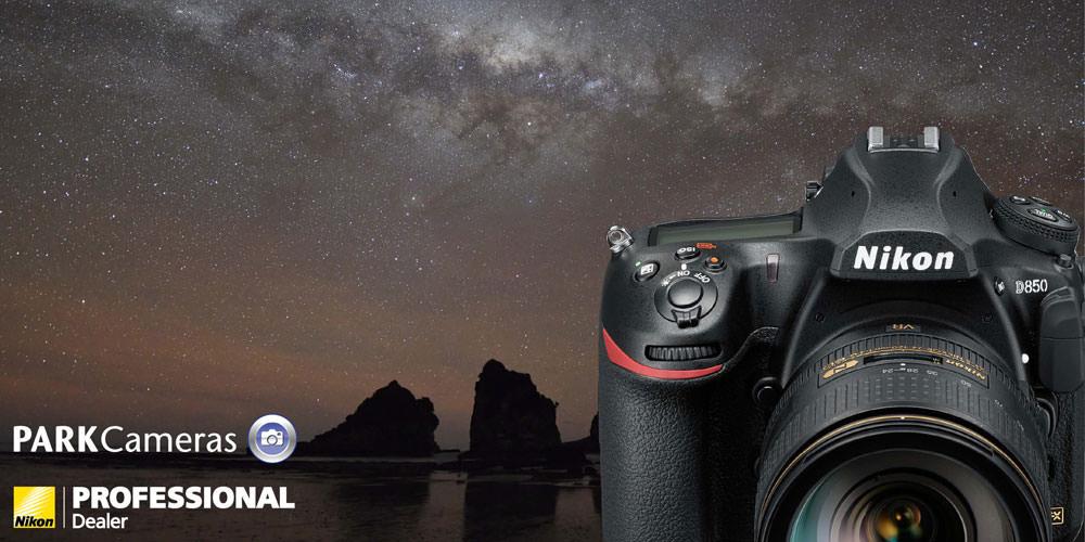 Park Cameras D850