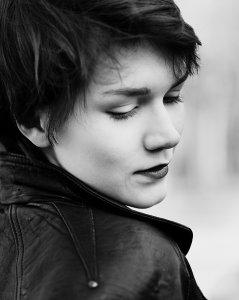 Beautiful Black & White Portrait Wins 'Photo of the Week'