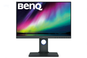 BenQ 'Easter' Competition - Win An SW240 Monitor!