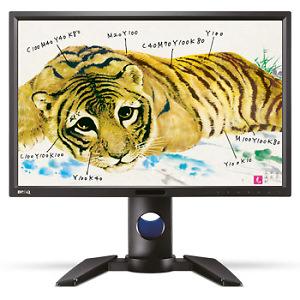 BenQ Debuts First Colour Critical Monitor