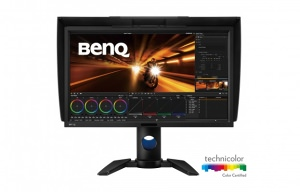 BenQ Launches 27inch Photo & Video Editing Monitor