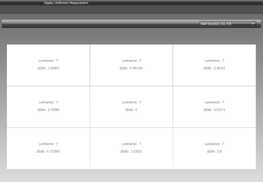I1 Display Pro 015 Dark Grey Point