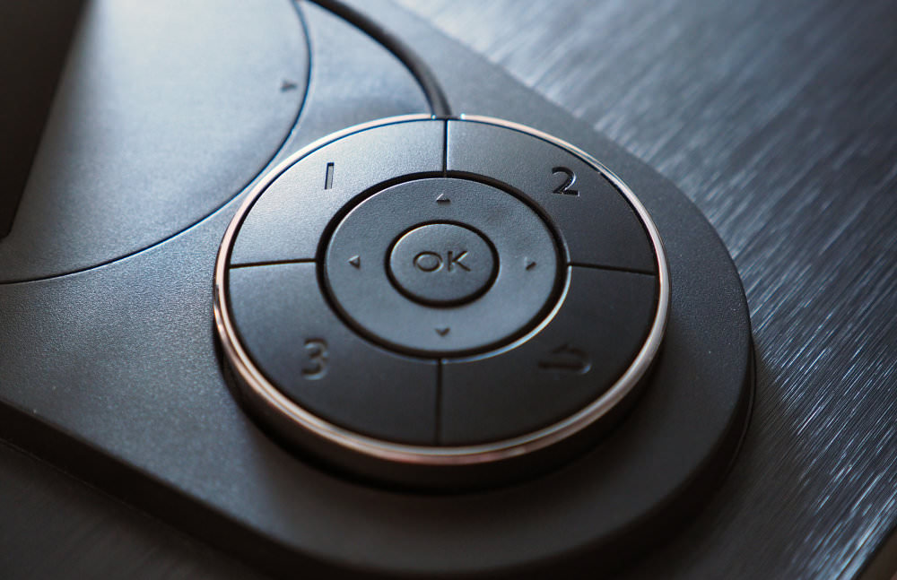 Benq Sw2700pt Control Buttons