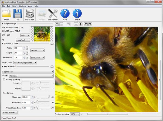 Скачать PhotoZoom Pro 5.1 бесплатно без регистрации по прямой ссылке.