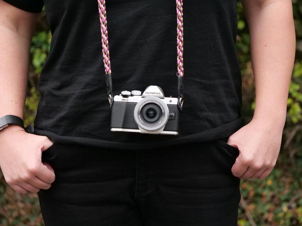 COOPH Braid Camera Strap