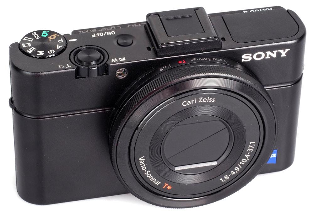 Sony Cyber Shot Rx100 II Large (3)