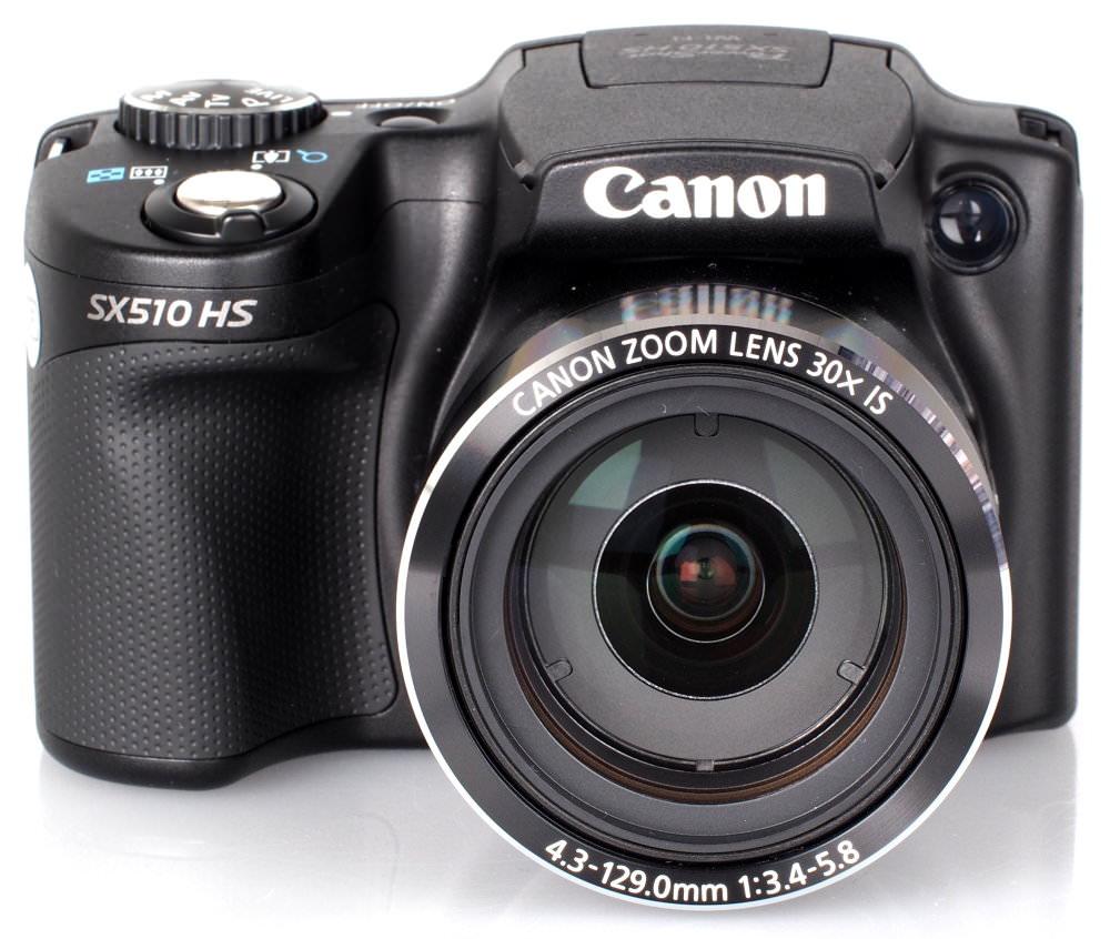 Canon Powershot SX510 HS (2)