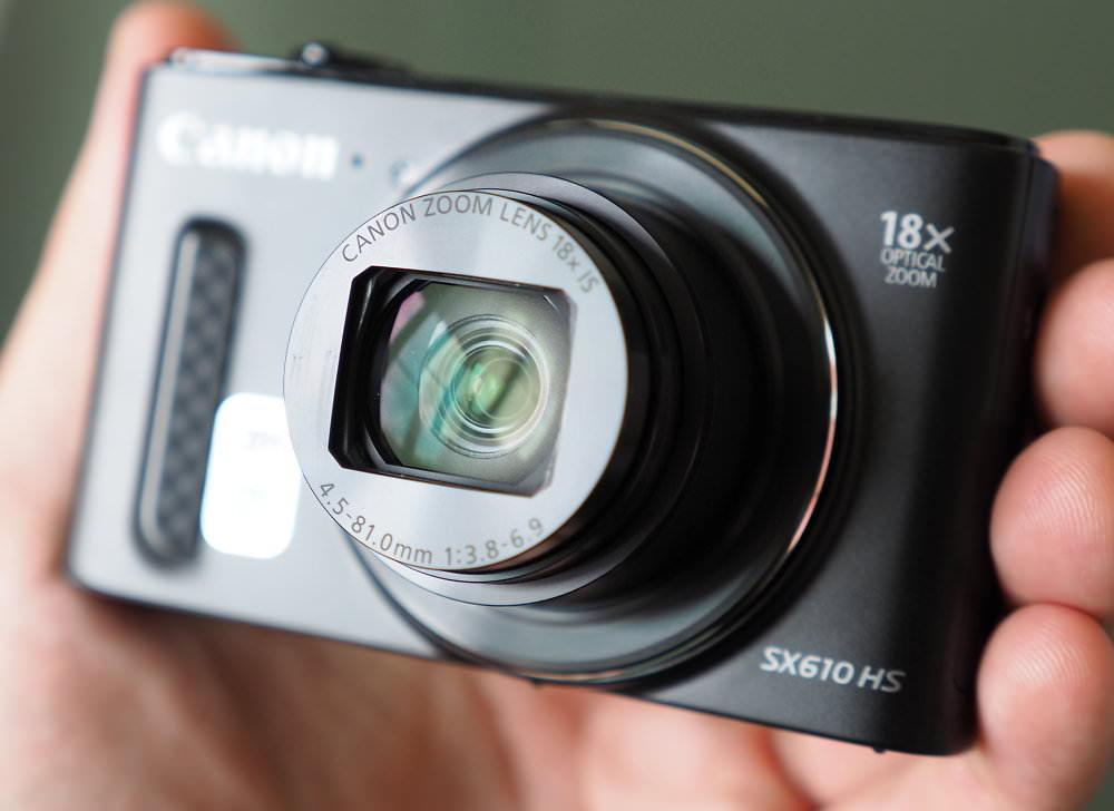 Canon Powershot SX610 HS (2)