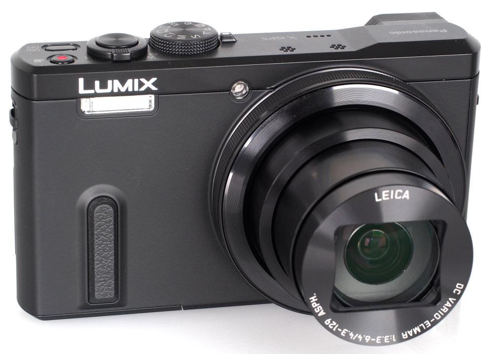 Panasonic Lumix TZ60 Black Large (3)