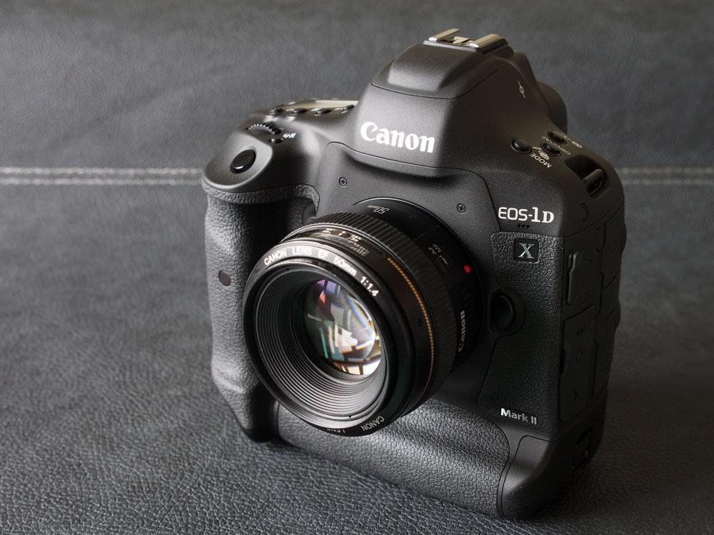 Canon EOS 1DX II
