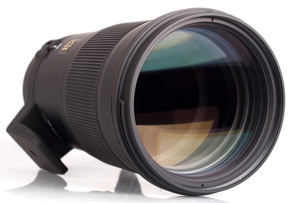 Sigma APO Macro 180mm f/2.8 EX DG OS HSM Lens