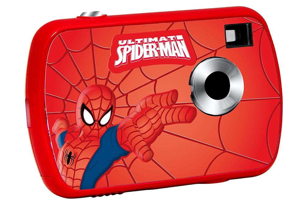 Lexibook - DJ018SP - Appareils Photo Numériques 1.35 MP Ultimate Spider MAN