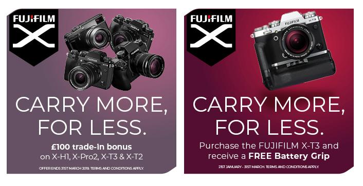 Fujifilm Promotions