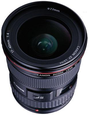 EF 17-40mm f/4.0L USM