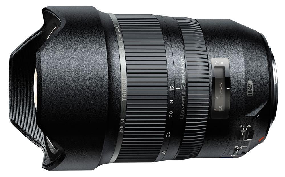 SP 15-30mm f/2.8 Di VC USD