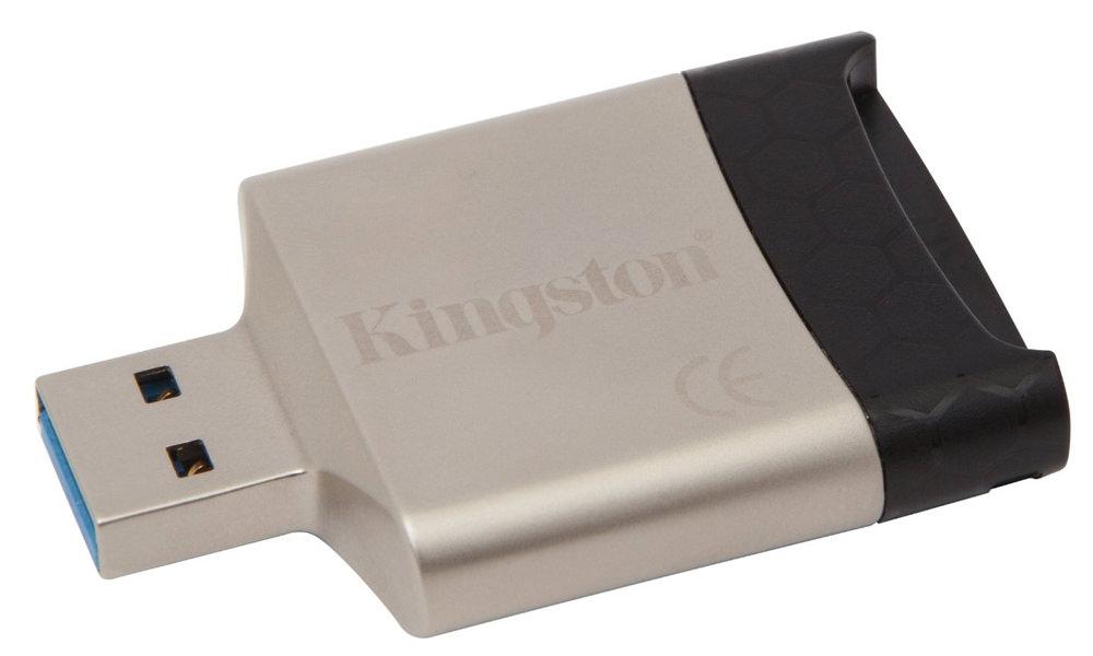 Kingston MobileLite G4 USB 3.0 Multi Card Reader