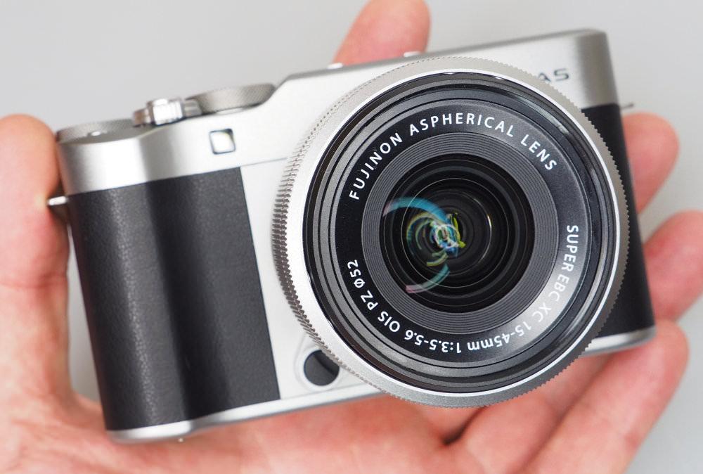 Fujifilm X A5 Silver (14)