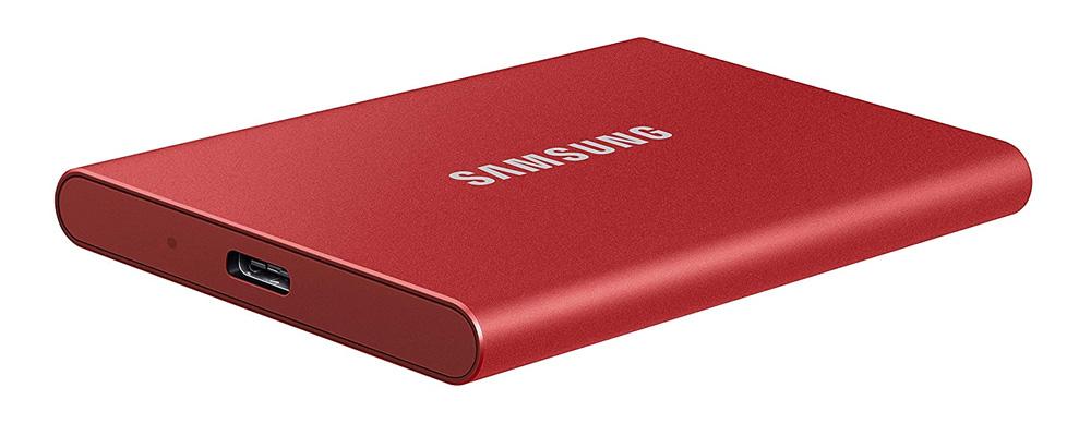 Samsung T7 SSD Drive