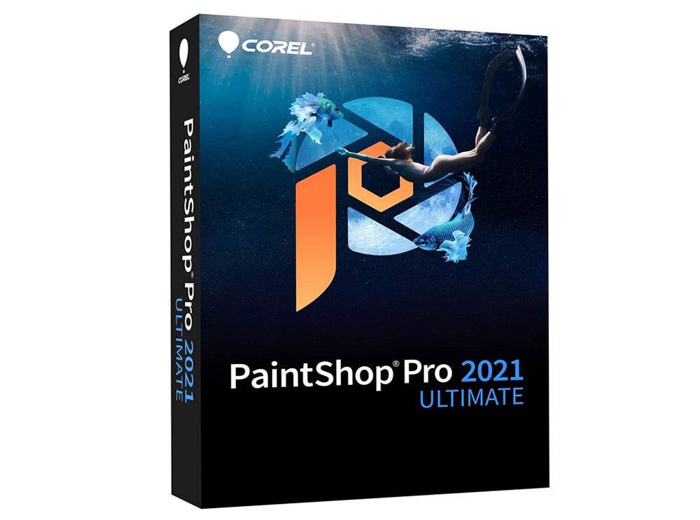 Corel PaintShopPro Ultimate 2021