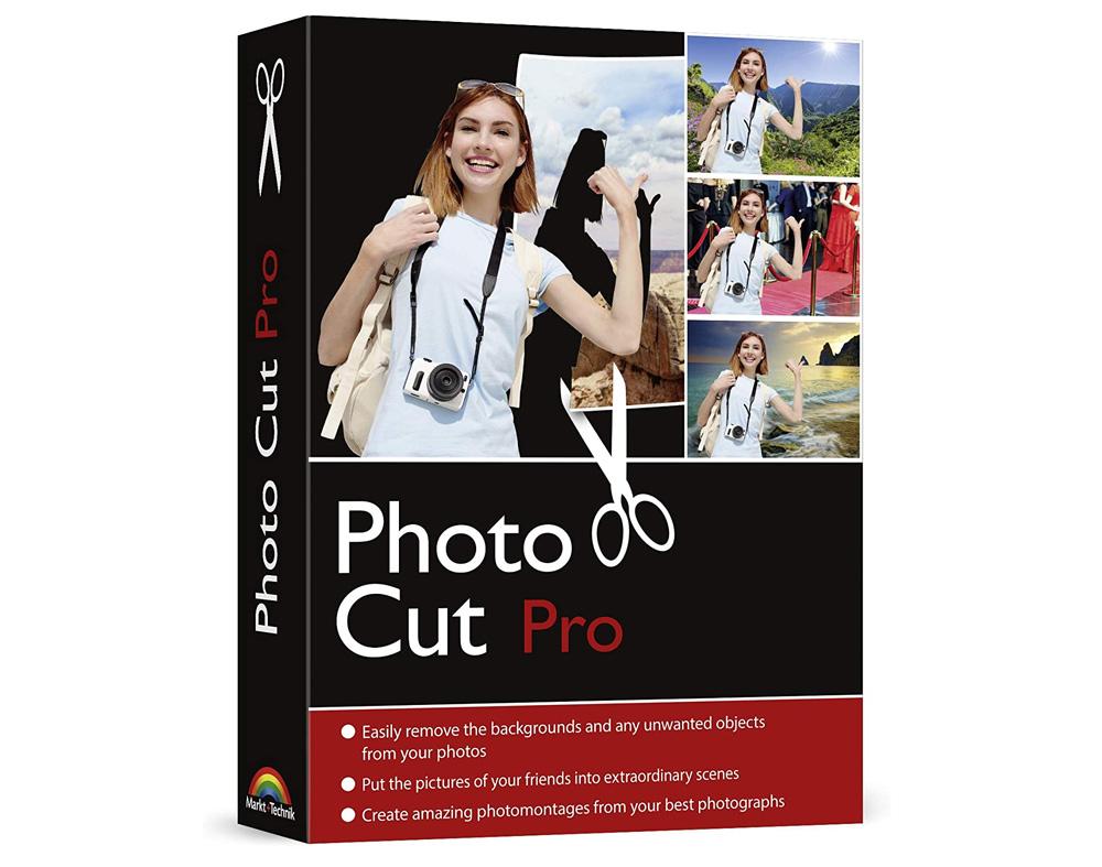 PhotoCutPro Software