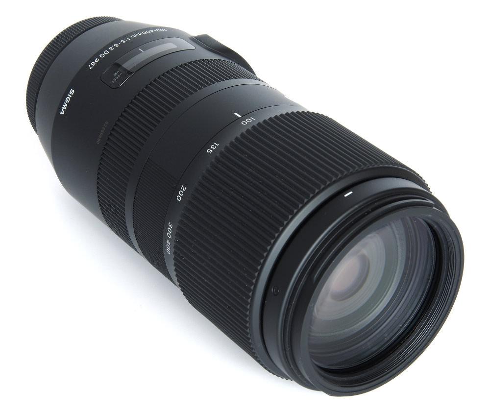 Sigma AF 100-400mm f/5-6.3 DG OS HSM Contemporary