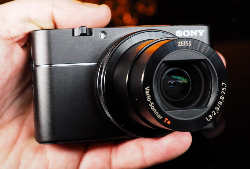 Sony Cyber-shot RX100 Mark V