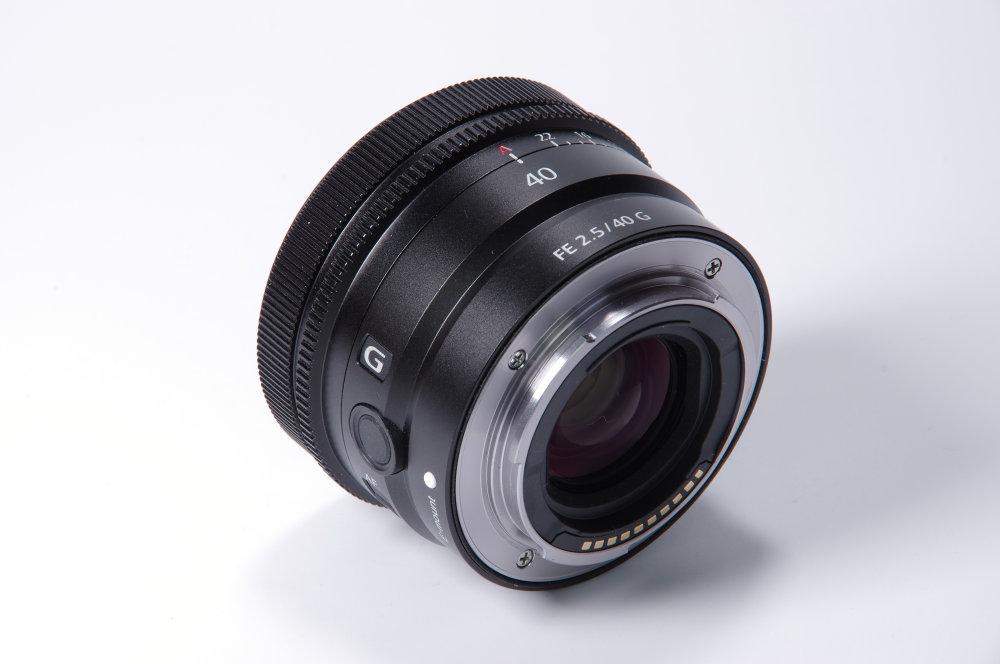 Sony FE 40mm F/2.5G
