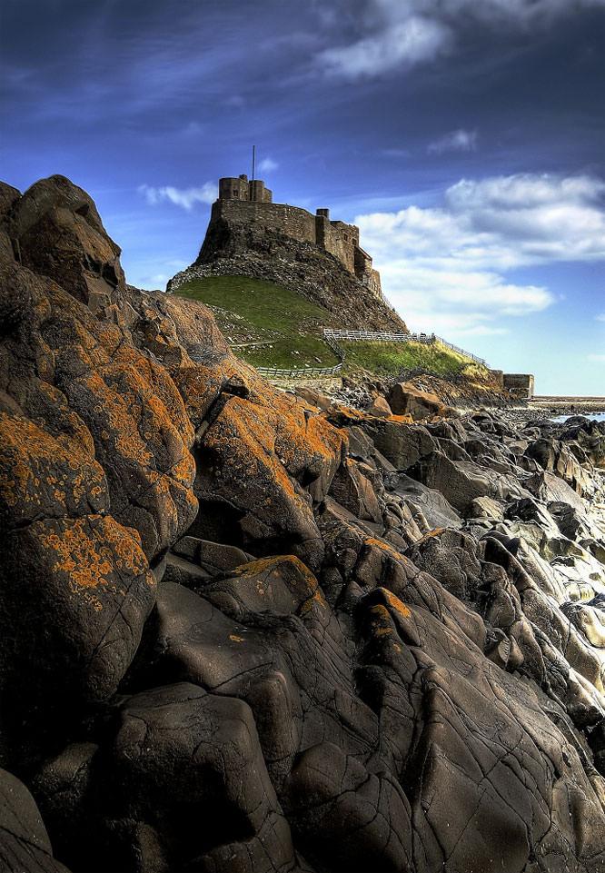 Lindisfarne Holy Isle