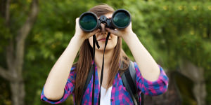 Binocular Magnification For Birding