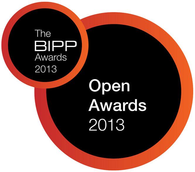 BIPP Open Awards logo