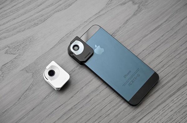 BiteMyApple Trygger Camera Clip Polarizing Filter For iPhone 5