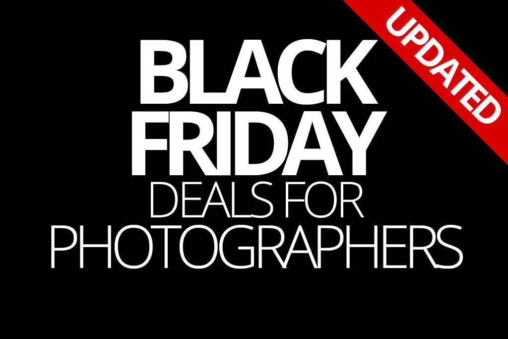 black friday deals for photographers 2016 ephotozine. Black Bedroom Furniture Sets. Home Design Ideas