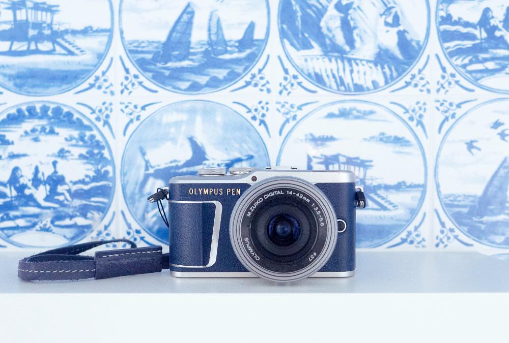 PEN E PL9 Blue EZ M1442EZ Bangonstyle  Mood 005