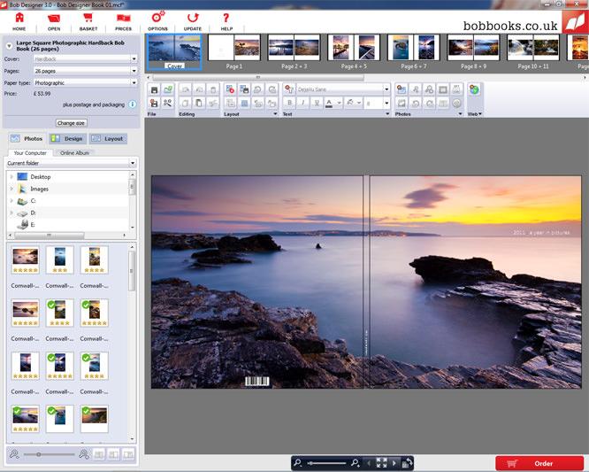Book Cover Design Software ~ Bob books photo book review