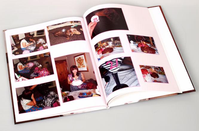 Bonus Print Photo Book Inside