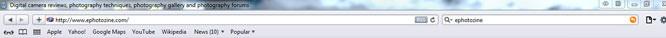 Apple Safari Screenshot