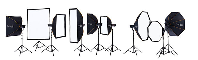 Lumiair Softbox Range