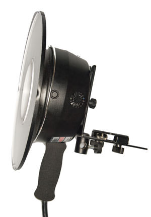 Bowens Ringflash Pro side view