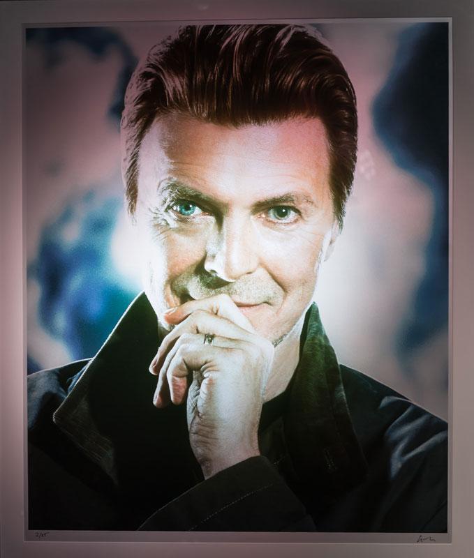 Bowie by Markus Klinko