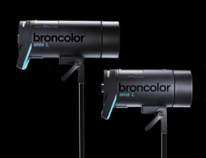 broncolor Introduce Cordless, Compact Siros L Light Head & Kit