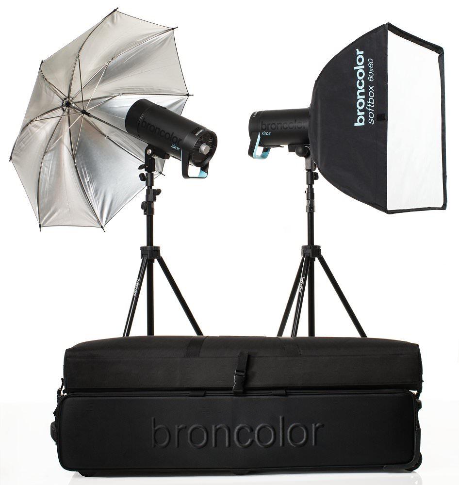 Studio Lighting Reviews: Broncolor Siros 400S 800S Lighting Review