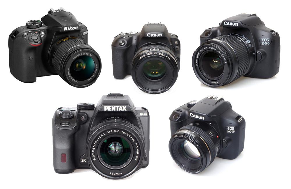 best budget dslr camera which is right for me ephotozine. Black Bedroom Furniture Sets. Home Design Ideas