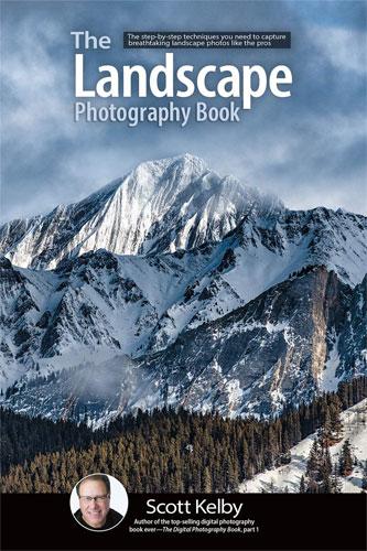 Landscape photography book
