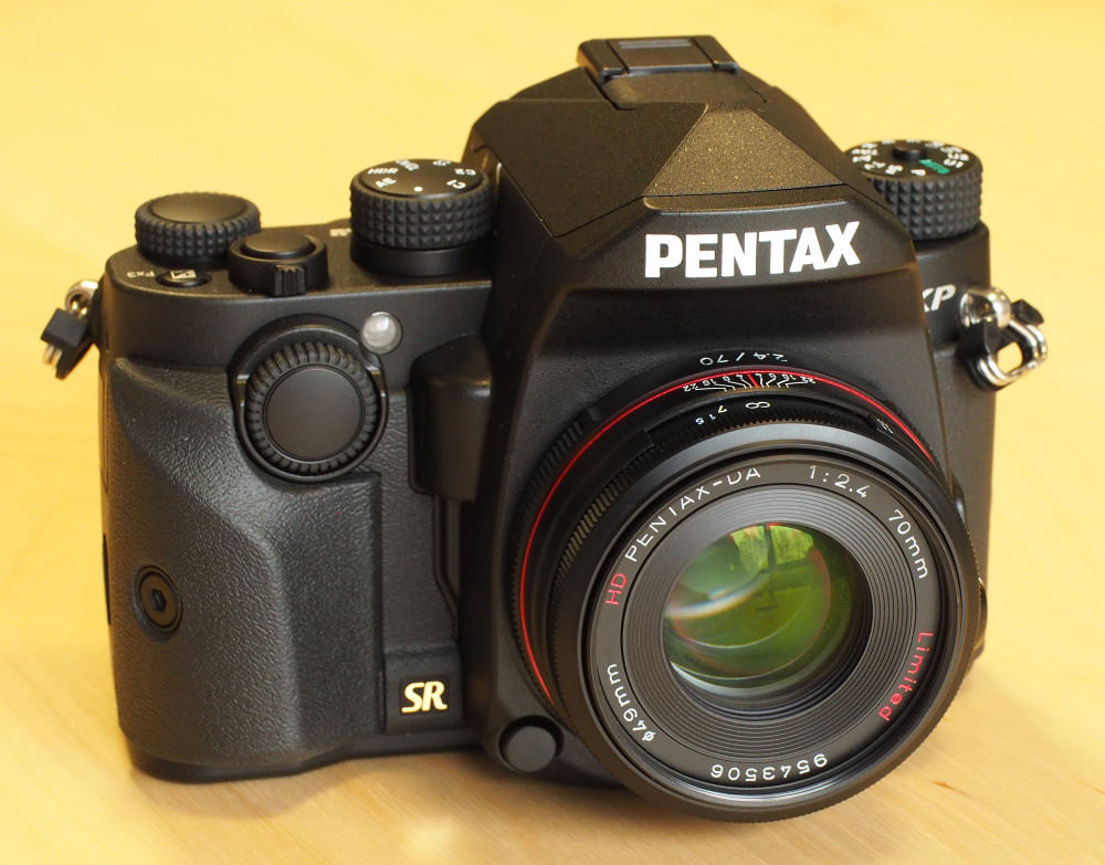 how to take lense off pentax