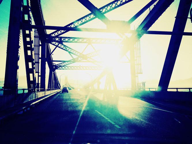 Bridge by Mark Cleghorn