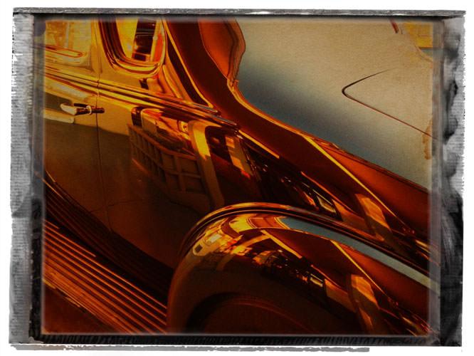 Car Close Up Mark Cleghorn